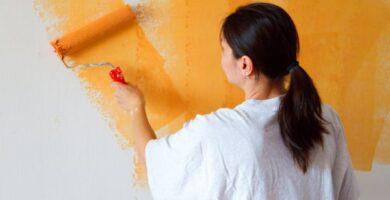 come imbiancare una parete umida