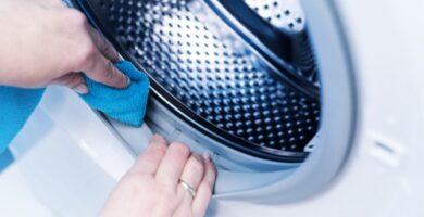 come togliere la muffa dalla lavatrice